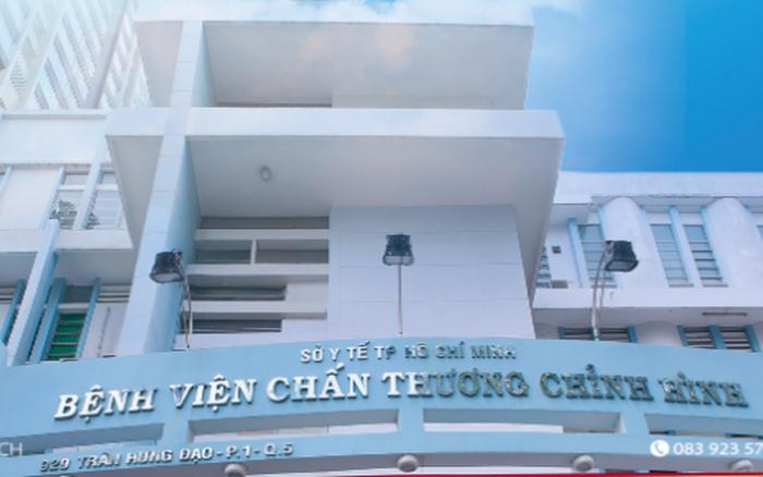 Bệnh viện Chấn thương Chỉnh hình TPHCM