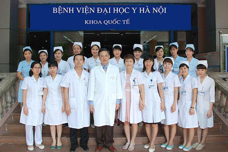 bác sĩ bệnh viện