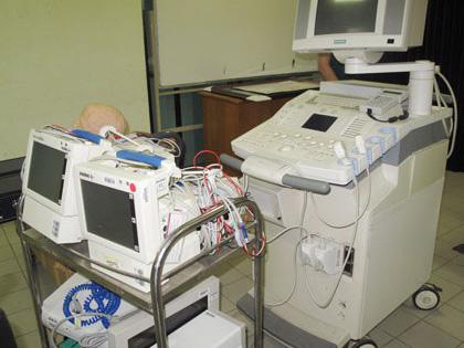 trang thiết bị bệnh viện bạch mai