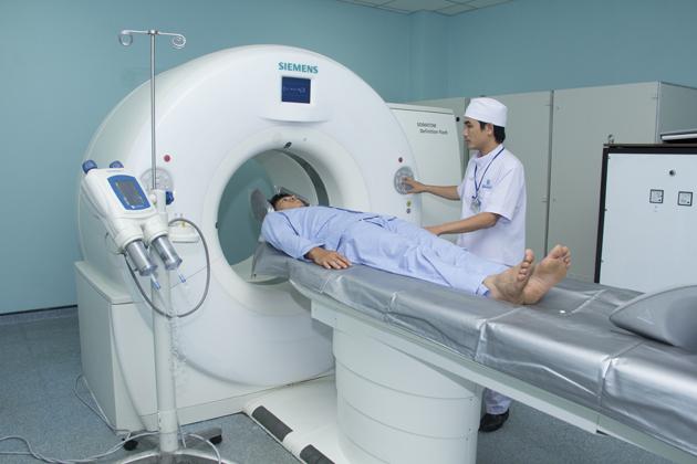 Máy chụp MRI tại bệnh viện Chấn thương chỉnh hình