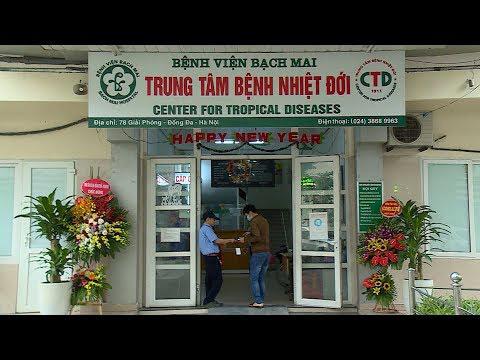 nhiệt đới bệnh viện bạch mai