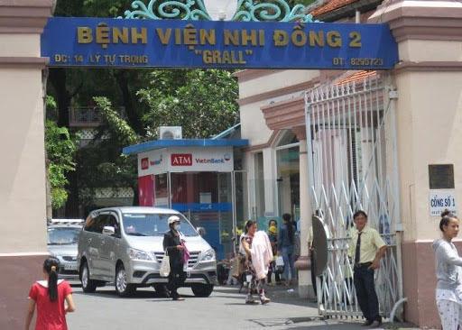 benh vien nhi dong 2
