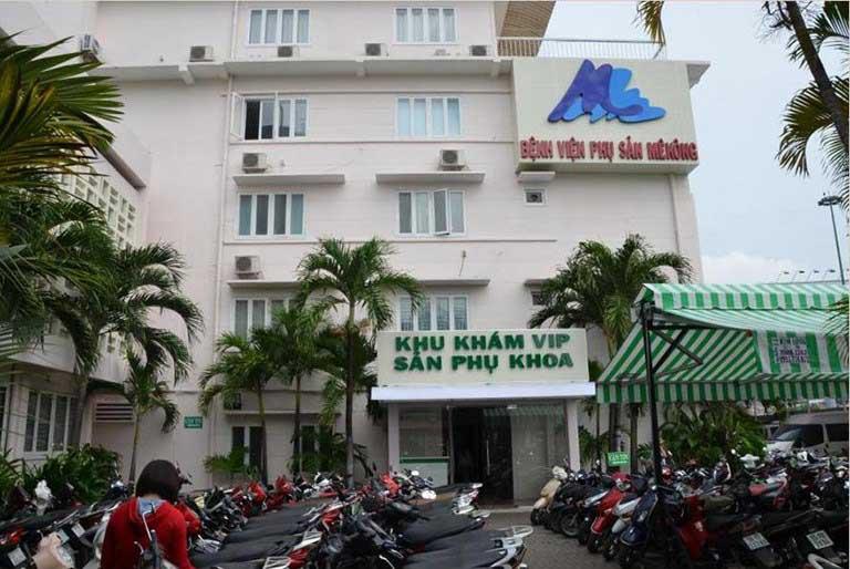 benh vien phu san mekong