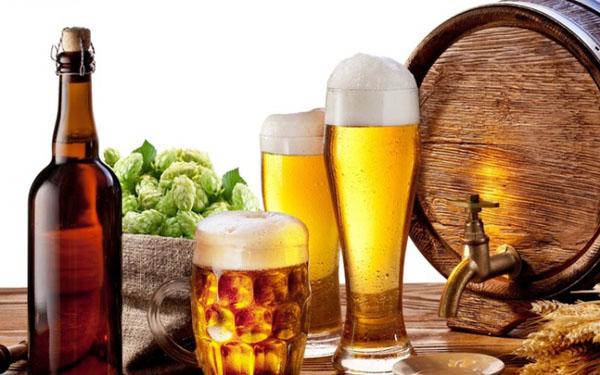 hạn chế sử dụng rượu bia khi sử dụng tơm trơng