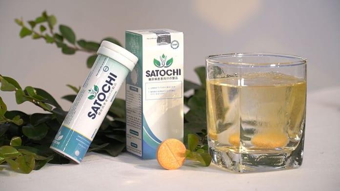 thuốc tiểu đường satochi
