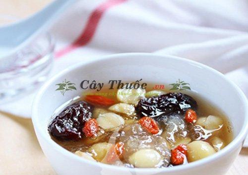 Cách nấu chè hạt sen thơm ngon bổ dưỡng