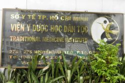 Bệnh viện Y Học Dân Tộc