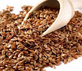 Hạt lanh có tác dụng như siêu thực phẩm hoàn toàn tốt cho sức khỏe.
