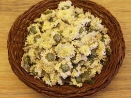 Hoa cúc trắng là thảo dược gì? Địa chỉ bán hoa cúc trắng khô TP HCM.